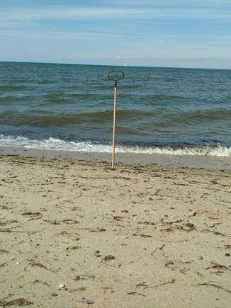 Truro Cape Cod vacation rental - Good beach to harvest clams.
