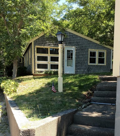 Truro Cape Cod vacation rental - Cottage, 3 bedrooms, one sofa bed, one bathroom, back patio