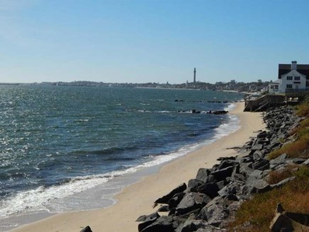 Provincetown Cape Cod vacation rental - Ocean beach 500 feet from condo.