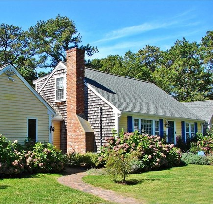 Brewster Cape Cod vacation rental - Hydrangea House: beautiful, charming & well-maintained.