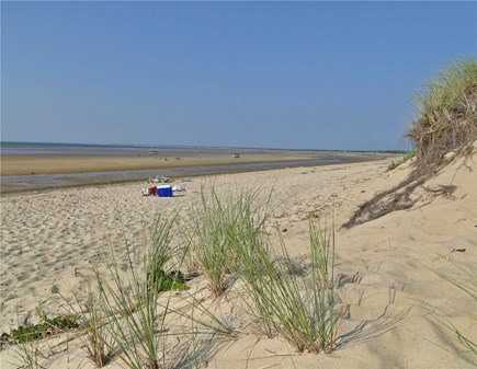 Brewster Cape Cod vacation rental - Brewster bayside beach approximately 2 miles