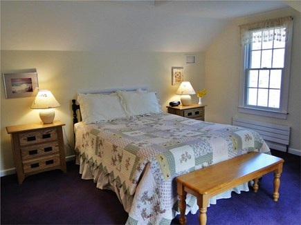 Brewster Cape Cod vacation rental - Hydrangea House: Bedroom #3: 2nd floor Queen-sized bed.