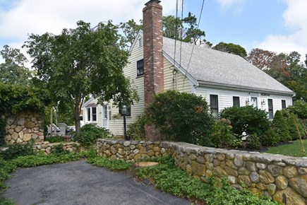 Brewster Cape Cod vacation rental - Water Fall House: charming, renovated, and well-landscaped home.