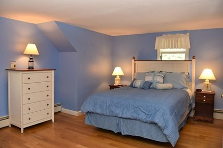 Brewster Cape Cod vacation rental - Water Fall House: Bedroom #3: 2nd Floor, spacious Queen-Sized bed