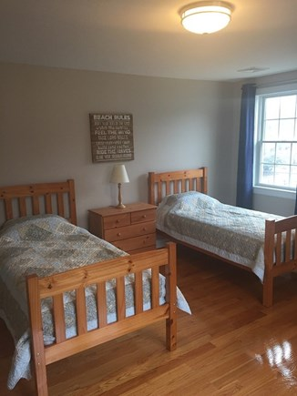 Dennis Cape Cod vacation rental - Bedroom 3 with 2 twins