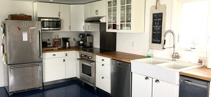 Dennis Cape Cod vacation rental - State of the art appliances including Wolf gas range and ice make