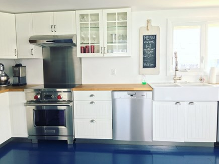 Dennis Cape Cod vacation rental - New fully equipped kitchen