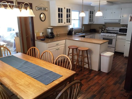 Eastham Cape Cod vacation rental - The slider shown here leads to the screened porch