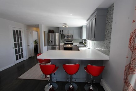 Yarmouthport Cape Cod vacation rental - Newly remodeled kitchen