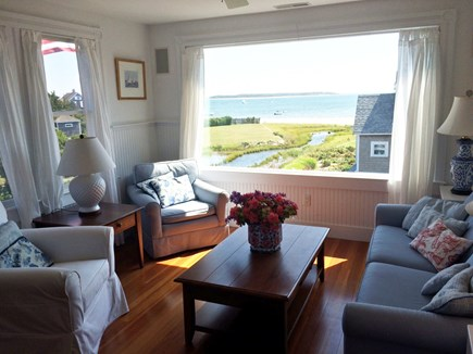 West Yarmouth Cape Cod vacation rental - House: Sitting area in Bedroom 1