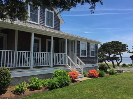 West Yarmouth Cape Cod vacation rental - The Cottage. The House is next door w/ the same beautiful views.