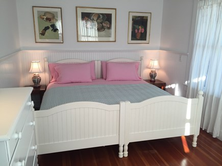 West Yarmouth Cape Cod vacation rental - House: Bedroom on Main Floor