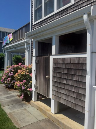 West Yarmouth Cape Cod vacation rental - House: Outdoor shower