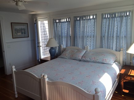 West Yarmouth Cape Cod vacation rental - House: King bedroom