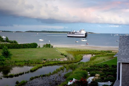 West Yarmouth Cape Cod vacation rental - House and Cottage: The View!!!