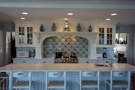 West Yarmouth Cape Cod vacation rental - House: Kitchen
