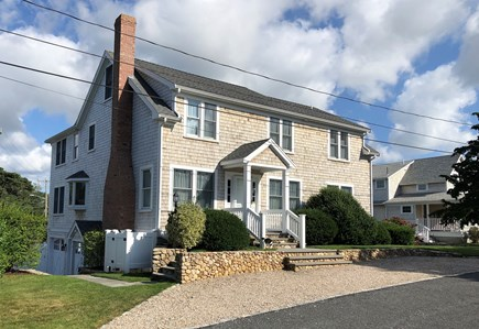 West Yarmouth Cape Cod vacation rental - The House