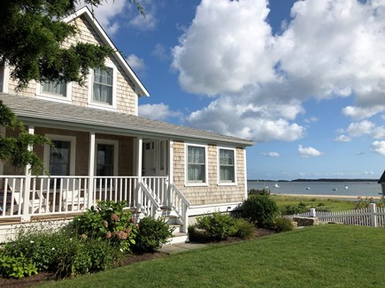 West Yarmouth Cape Cod vacation rental - The Cottage w/ Lewis Bay