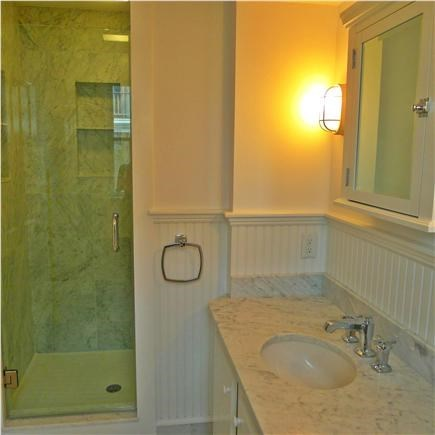 West Yarmouth Cape Cod vacation rental - Cottage: Bathroom on Lower Level
