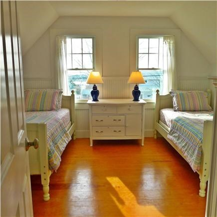 West Yarmouth Cape Cod vacation rental - Cottage:  Twin-bedded room