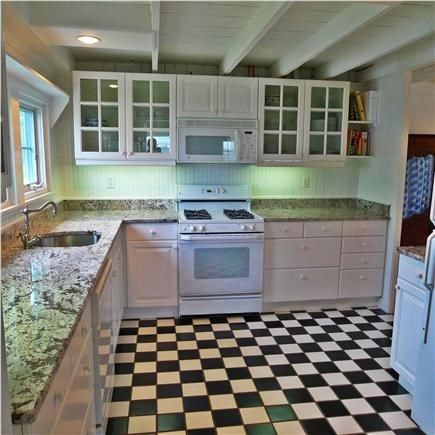 West Yarmouth Cape Cod vacation rental - Cottage: Kitchen