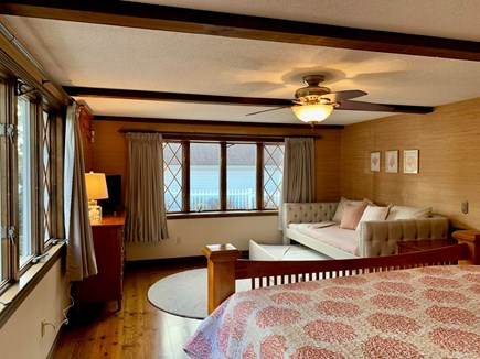 Harwich Cape Cod vacation rental - Coral room sleeps up to 4. King bed & daybed trundle. TV in room