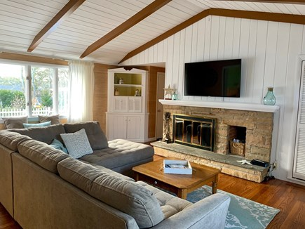 Harwich Cape Cod vacation rental - Brand new 55 inch TV with cable