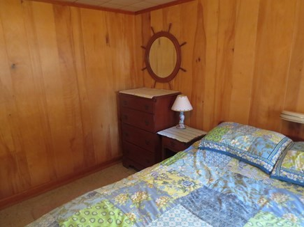 Eastham, Bayside Cape Cod vacation rental - Bedroom with double sized bed.