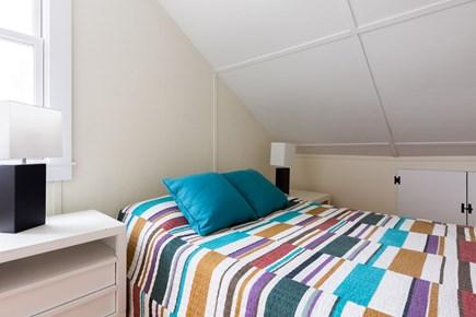 Wellfleet Cape Cod vacation rental - Queen bedroom 1 on upper level