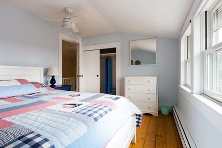 Wellfleet Cape Cod vacation rental - Queen bedroom 2 on upper level