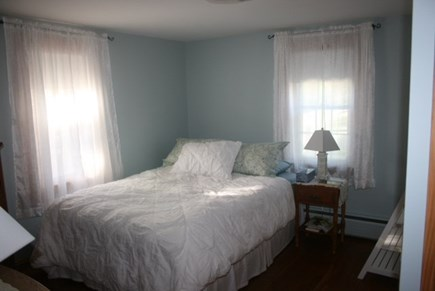 West Harwich Cape Cod vacation rental - Light and airy bedroom with queen bed