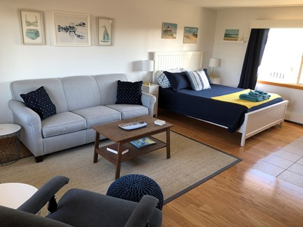 Truro Cape Cod vacation rental - Newly redecorated with brand new queen-sized sleeper sofa