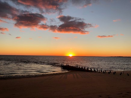 Truro Cape Cod vacation rental - Amazing sunsets!