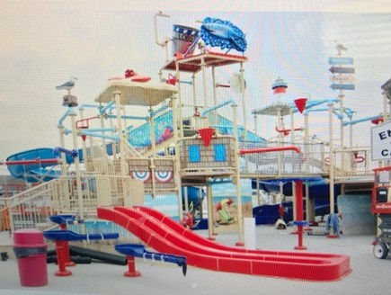 West Yarmouth Cape Cod vacation rental - New Cape Cod Inflatable Water Park is only minutes away!