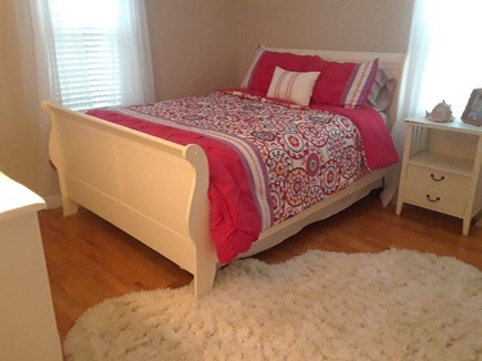 West Yarmouth Cape Cod vacation rental - Queen master bedroom with closet