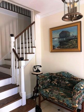 Harwich Port Cape Cod vacation rental - Entry hallway