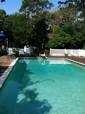 Harwich Port Cape Cod vacation rental - Gorgeous swimming pool