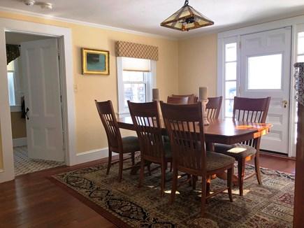 Harwich Port Cape Cod vacation rental - Breakfast room
