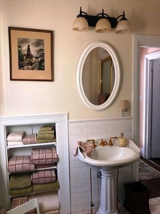 Harwich Port Cape Cod vacation rental - First floor bathroom