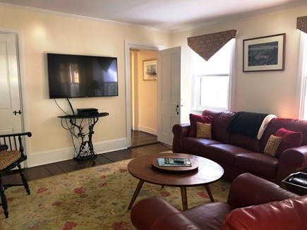 Harwich Port Cape Cod vacation rental - First floor den