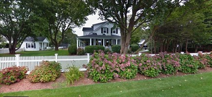 Harwich Port Cape Cod vacation rental - Gorgeous Antique home with wrap around porch