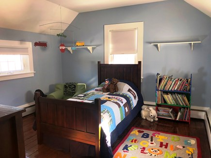 Harwich Port Cape Cod vacation rental - Trundle bed
