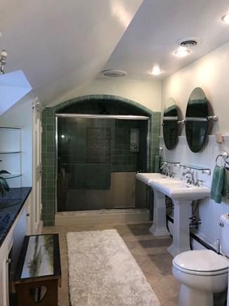 Harwich Port Cape Cod vacation rental - Spacious master bathroom