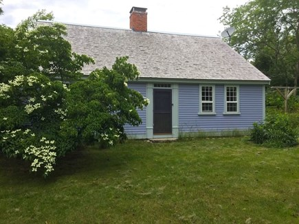 Wellfleet Cape Cod vacation rental - The original front of the house. Built 1734