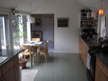 Wellfleet Cape Cod vacation rental - The newly updated kitchen.