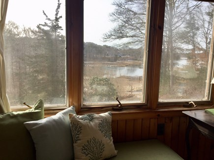 Orleans Cape Cod vacation rental - Additional sitting area with a view