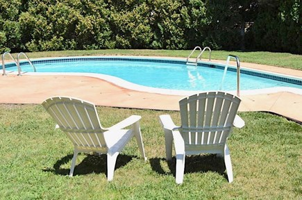 Dennis Cape Cod vacation rental - Heated in-ground pool