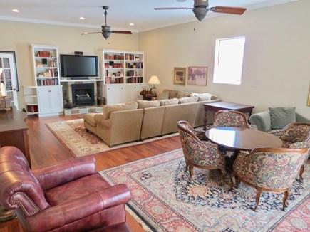 Dennis Cape Cod vacation rental - TV lounge/living room