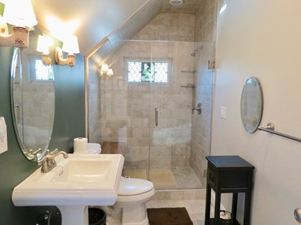 Dennis Cape Cod vacation rental - One of 5.5 baths in the two houses