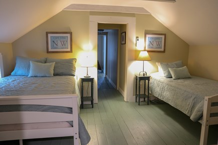 Dennis Cape Cod vacation rental - Two of seven twin beds